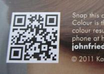 Scanning QR codes - Apps to scan QR codes